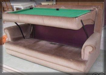 бильярд-диван