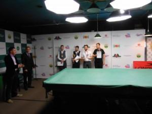 Чемпионат Санкт-Петербурга по классической пирамиде