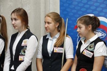 Женская сборная Санкт-Петербурга