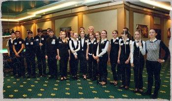 Юношеское первенство мира по свободной пирамиде
