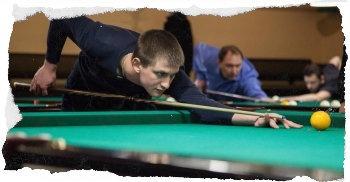 Чемпионат Минска по бильярду