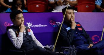 Дин Джуньху и Лян Вэньбо