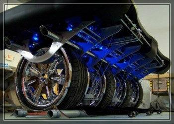 Бильярдный стол для автолюбителей