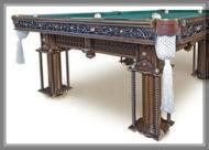 Бильярдный стол Восточный