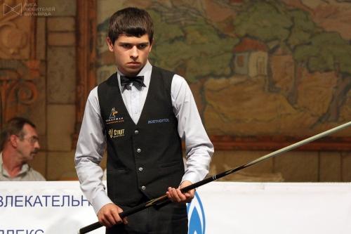 Владислав Осьминин: «Стал увереннее себя чувствовать»