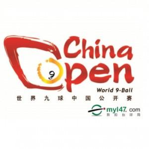 9-ball China Open 2014