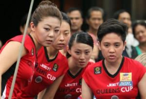 Queens Cup 2015