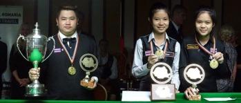 Победители юношеского чемпионата мира по снукеру