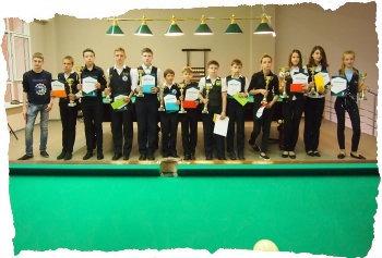 традиционный юношеский турнир