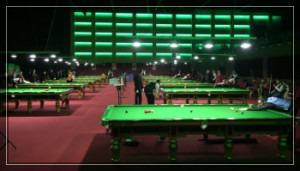 European Snooker Open