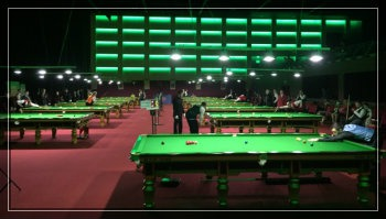 European Snooker Open