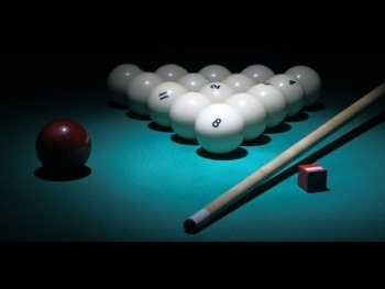 Новая игра на русском бильярде - Каштан