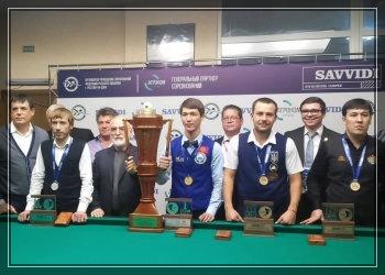 Победа Дастана Лепшакова