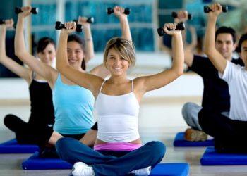 Преимущества фитнес тренировок