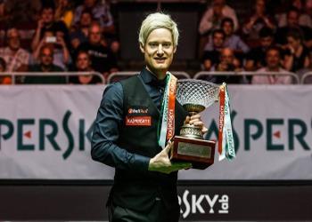 Riga Masters - 2018. Финал