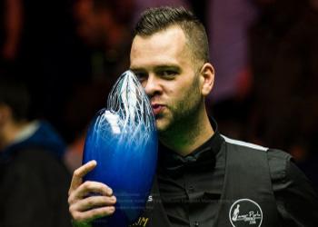 European Masters 2018. Финал: Джо Перри - Джимми Робертсон