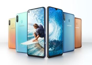 Чехол Samsung Galaxy A60