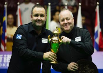 Шотландия завоевывает Кубок мира по снукеру