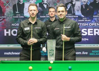 Джадд Трамп на Northern Ireland Open