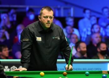 Марк Аллен на Northern Ireland Open 2021