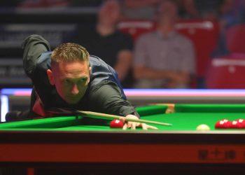 Эндрю Пейджетт на Northern Ireland Open 2021